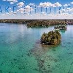 Soomes keemiliselt puhastatud järv on uuesti vetikat täis