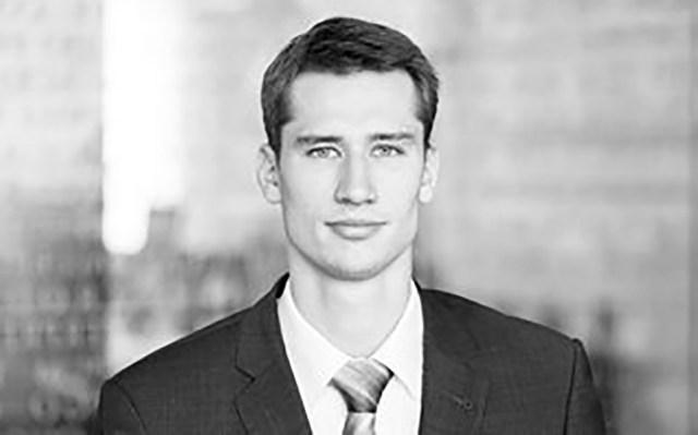 Raadiolubade konkursil osales raadioasjatundjana noor jurist Mati Kaalep