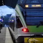 Jahmatav lugu: Vantaal läks täna kaduma 2-aastane laps, leiti lõpuks üles Helsingi rongist