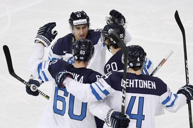 Soome alustas hoki MMi võiduga Valgevene üle 3:2