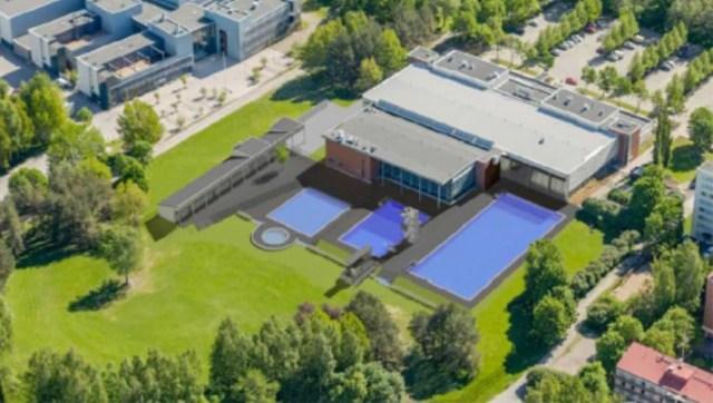 Tampere saab omale väliujula
