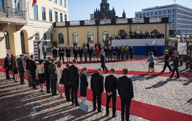 Põhjamaade riigipead saabuvad 1. juunil Soome