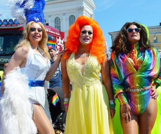 Soome rahvasaadik kaalub kirikust välja astumist, kuna kirikust sai geifestivali Helsinki Pride partner