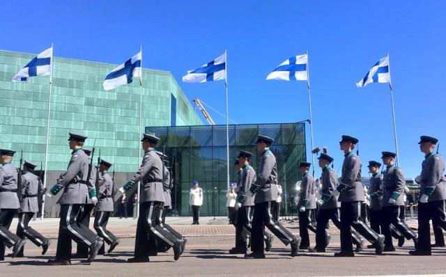 Soome kaitseväe paraad jääb ka tänavu ära