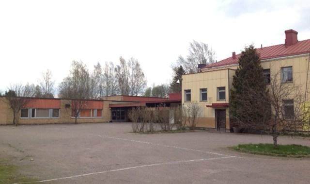 Askolas põles koolimaja