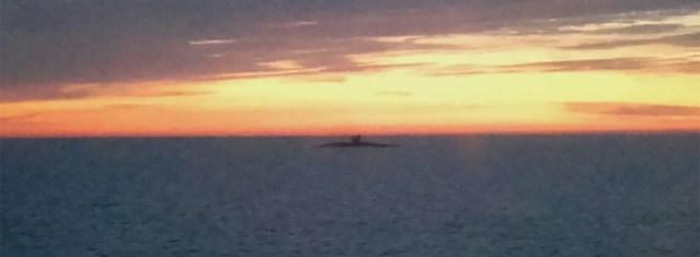 KUUM: Läänemerel nähti suurt allveelaeva
