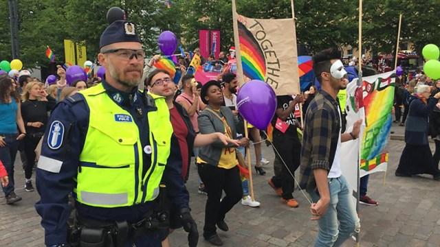 Helsingi tänavune pride purustas eelmise aasta rekordi
