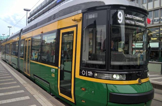 Helsingi trammiliikluses ees suured muutused