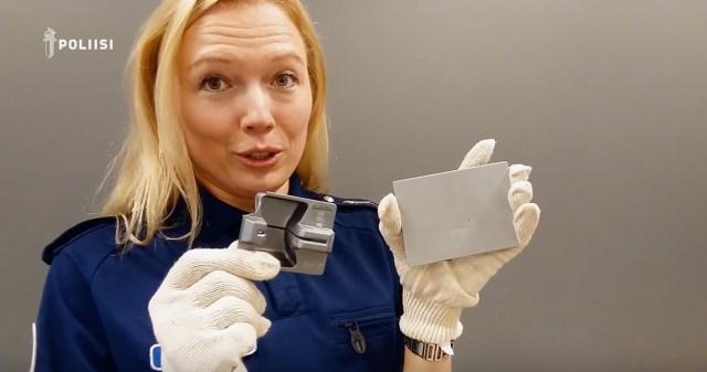 Soome ABC tanklatest leiti kaks kaartide kopeerimise seadet