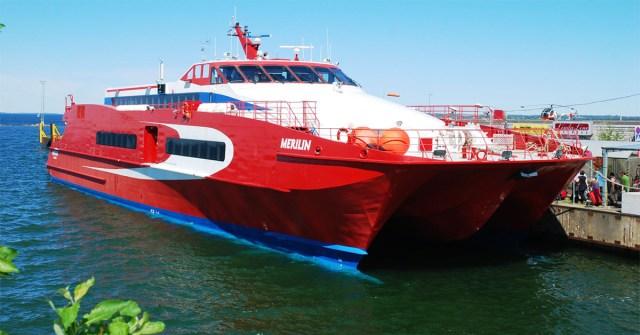 Raskustes Linda Line lõpetas Helsingi-Tallinna liinil tegevuse – katamaraanid müüdi Kreekasse ja Koreasse