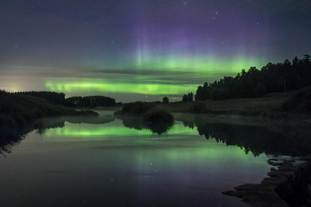 Pilgud taevasse: Soomes näeb juba virmalisi
