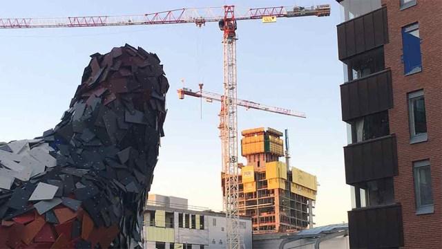 Ehituslubade arv hakkas Soomes kasvama