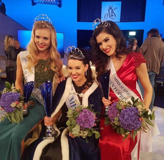 Miss Soome 2017 on Michaela Söderholm