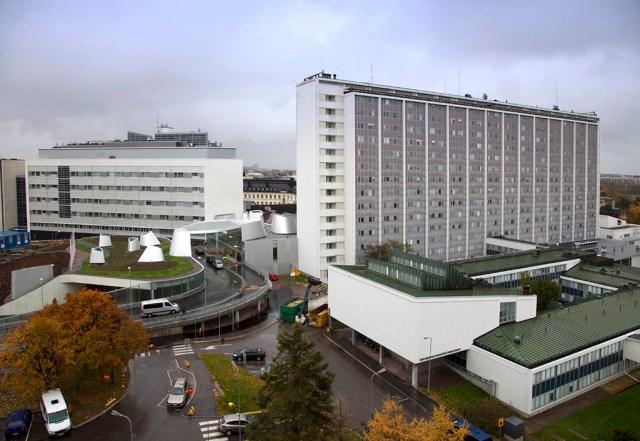 Helsingi haiglates oli hullumeelne nädal
