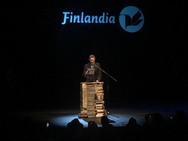 Värske Finlandia kirjandusauhinna võitja sõnum rahvale: Õppige rootsi keelt, matsid!