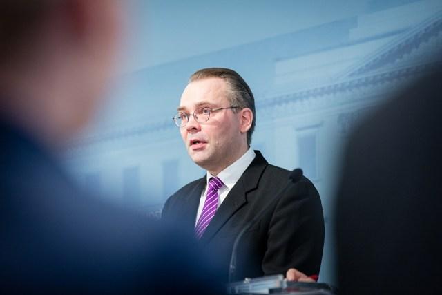 Kaitseminister Jussi Niinistö: enne Soome üle irvitati, nüüd enam mitte
