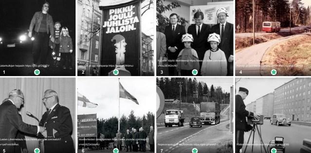 Mis on Soome sajandi liiklustegu? Kas teadsid, et helkur ja talverehvid on soomlaste leiutised?