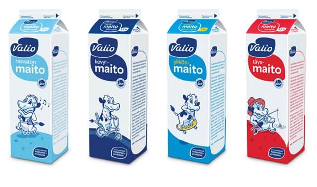 Soomes asendati või ja piim laste toidus margariini ja rasvatu piimaga
