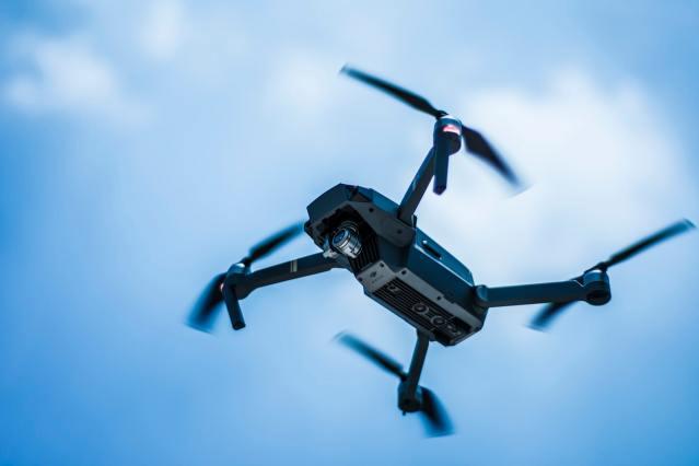 Välismaa turist eksis Soomes ära – politsei juhatas mehe metsast välja drooni abil