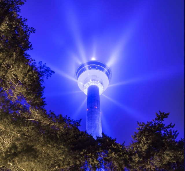 Soome vaatamisväärsused värvuvad sini-valgeks