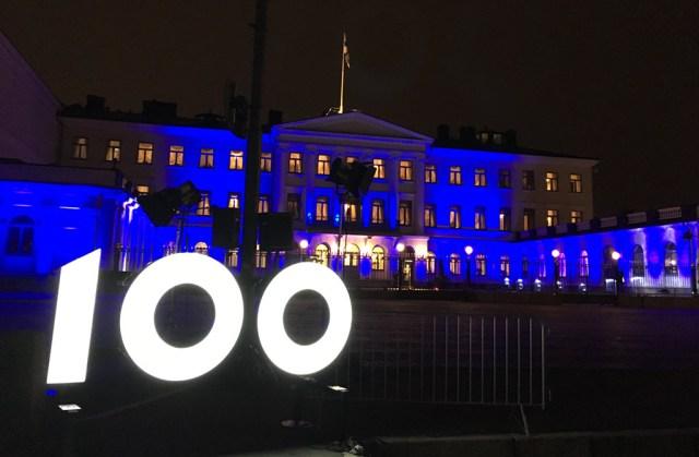 Soome saatis soomlastele telefoni õnnitluse