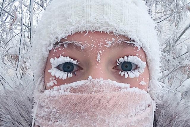 Soomes on külm? Siberis paugub praegu 50-kraadine pakane!
