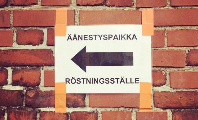 Soome kohalikud valimised toimuvad koroonale vaatamata