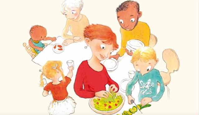 Uus kampaania teeb Soome lastest toiduteadlased