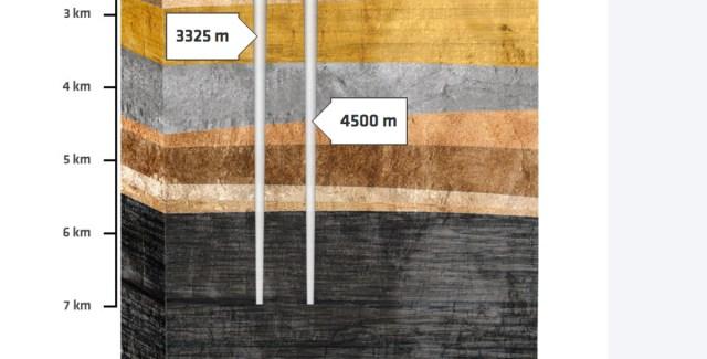 Soomes kaevati 6,4 km sügavune kaev ja selle kaudu hakatakse soojust ammutama
