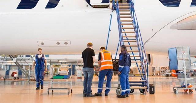 Finnair ja Vantaa ametikool pakuvad võimalust saada lennukimehaanikuks