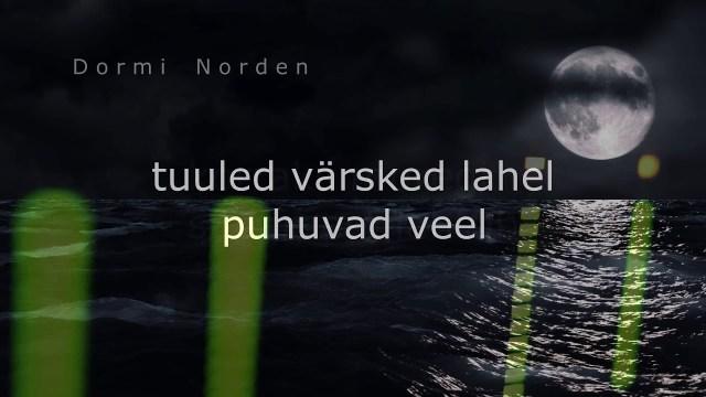 Dormi Nordenilt laul eestlastest Soomes – kuula!