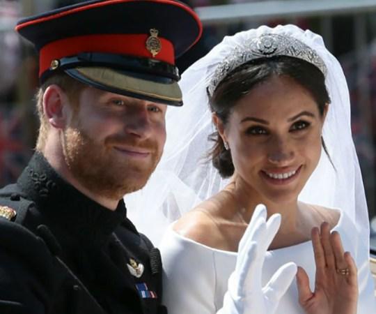 Prints Harry abiellus. Vaata pilte kuninglikest pulmadest ja külalistest