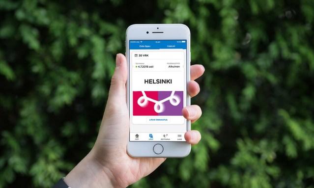Soome mobiilirakendusega saab varsti osta Tallinnas bussipileti