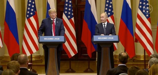 Putin on valmis uuesti Trumpiga kohtuma – pakkus kohaks Pariisi