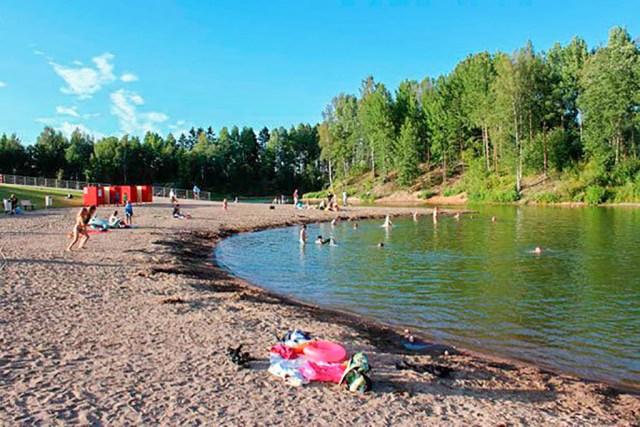 KOHUTAV TRAGÖÖDIA: Ema hukkus last päästes Vantaa ujumisrannas