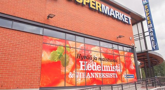 KUUM: Soome kaubanduse streik laieneb, kinni lähevad Prismadele lisaks K-Citymarketi poed ja Kesko laod