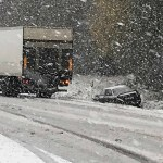 Ettevaatust: Soomes tuiskab, teeolud on kehvad