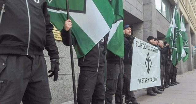 Politsei kahtlustab, et Soome laupäevane meeleavaldus oli keelustatud Põhjamaade vasturinde korraldatud