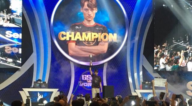 Soomlane võitis StarCraft II MM-i
