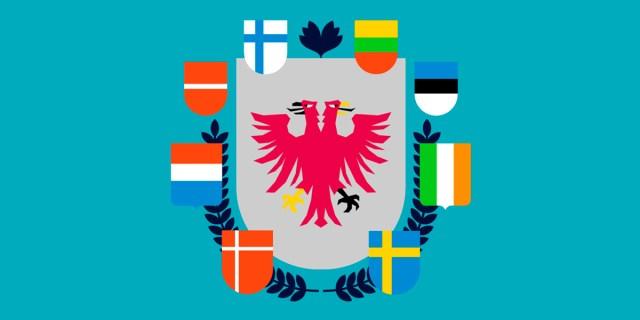 Euroopa on rebenemas kaheks, põhja pool on loodud uus Hansaliit