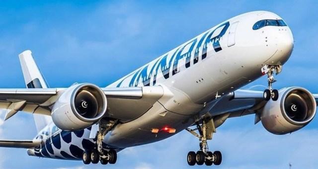 Finnairi lennukis suri inimene, lennuk tegi vahemaandumise Turus