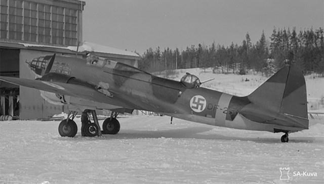 Soome õhujõud loobusid vaikselt haakristi sümbolist