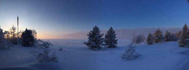 Soome lõunaosas tuleb maha paks lumi, siis tuleb nädala lõpus 20-30 kraadi külma