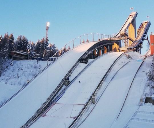 Soomes on suusahüpetes mõõn: kaalutakse hüppemägede lammutamist