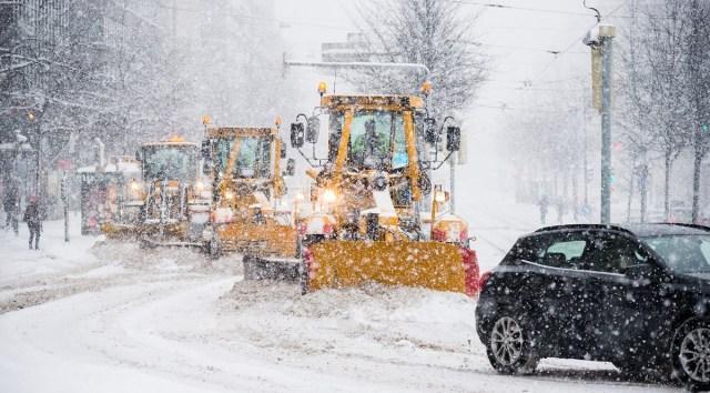 Värske prognoos: nädala lõpus hakkab Soome lõunaosas lund sadama