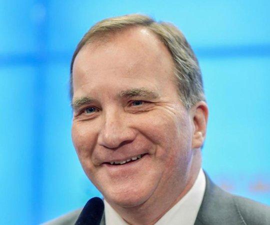 Rootsi peaministriks tagasi valitud Stefan Löfven saabub visiidile Soome