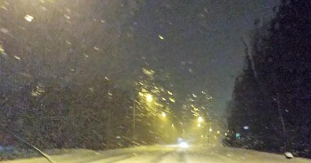 Soomes saab soe ilm peagi otsa, hakkab lörtsi ja lund sadama