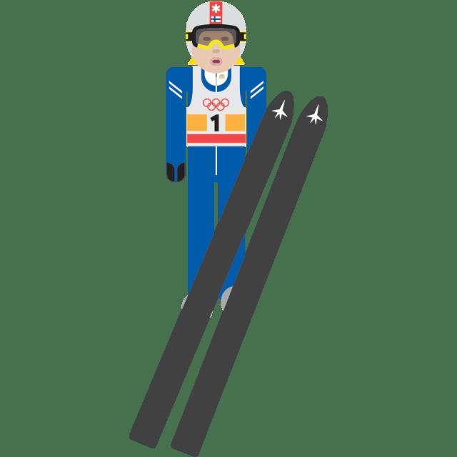 Matti Nykänen oli läbi ajaloo maailma kõige edukam suusahüppaja