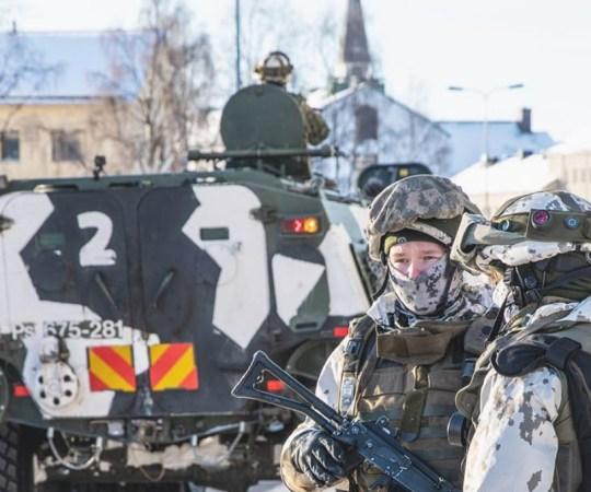 Soome leht küsib: Kas NATO-ga liitumata jätmine päästaks Soome sõjast?
