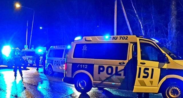 Soome lõunaosas oli suur tagaajamine, politsei sai kahtlusaluse kätte